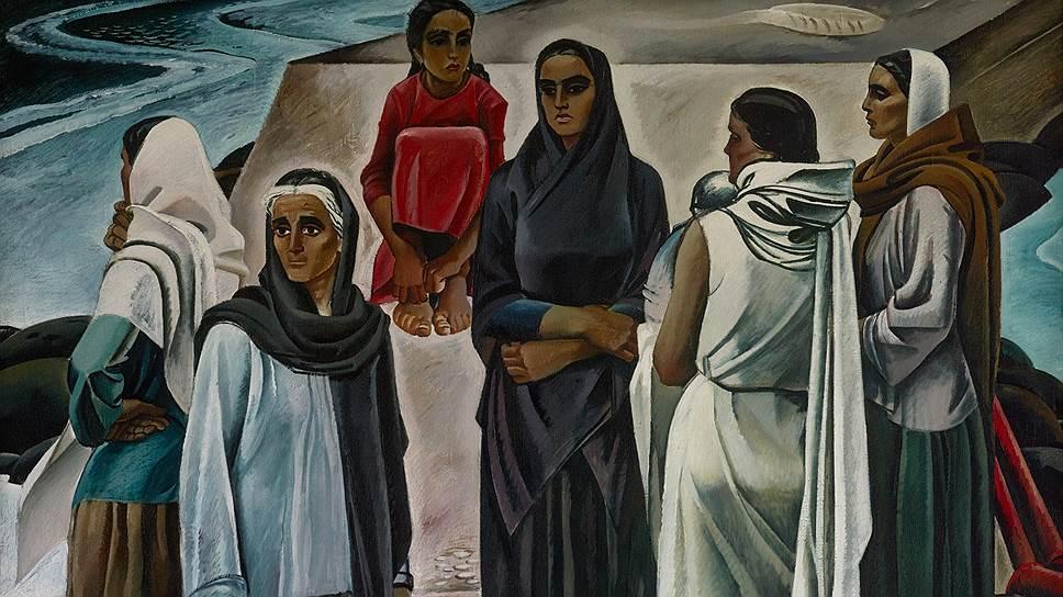 """Женщины Апшерона"". 1967 год"