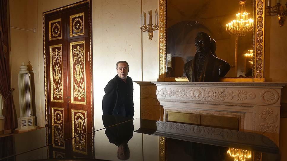 Валерий Фокин считает, что музей может быть в театре, но не на сцене