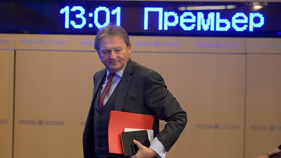 Очередную правую партию накануне выборов возглавит бизнес-омбудсмен Борис Титов