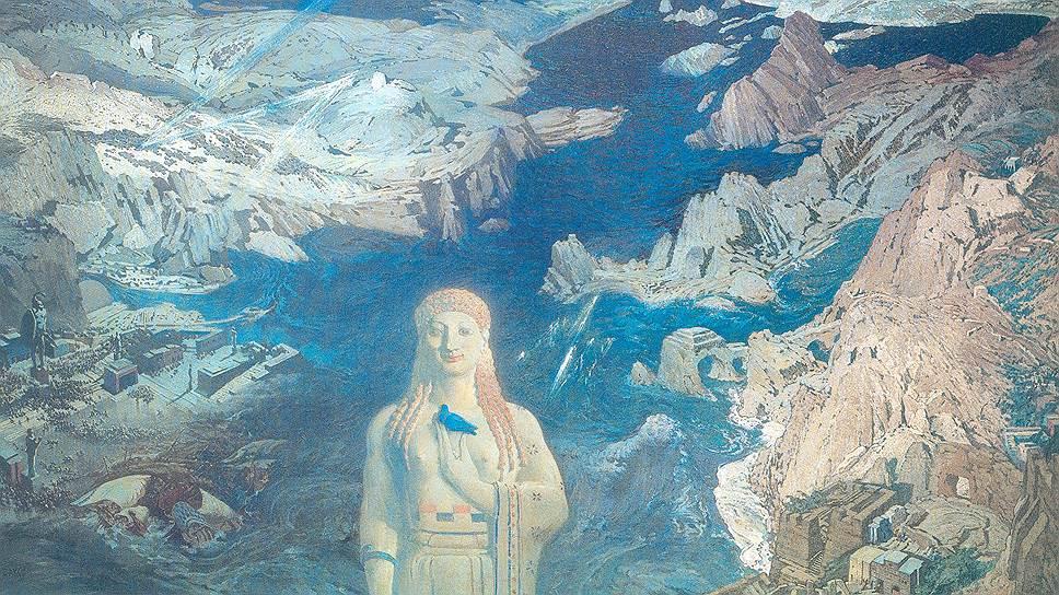 """""""Древний ужас"""". 1908"""