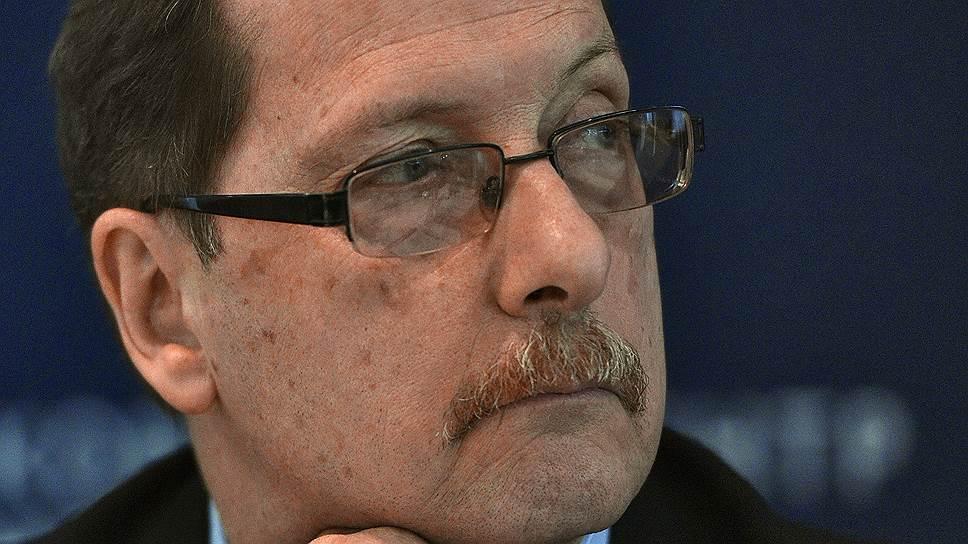 Алексей Арбатов, директор Центра международной безопасности ИМЭМО РАН, академик РАН