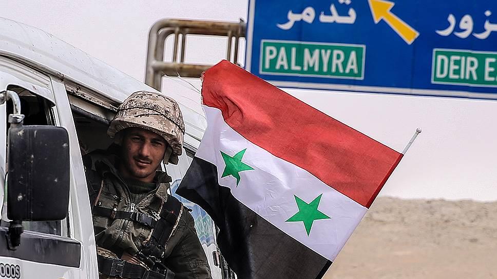 Пальмира отбита у исламистов. Что дальше?