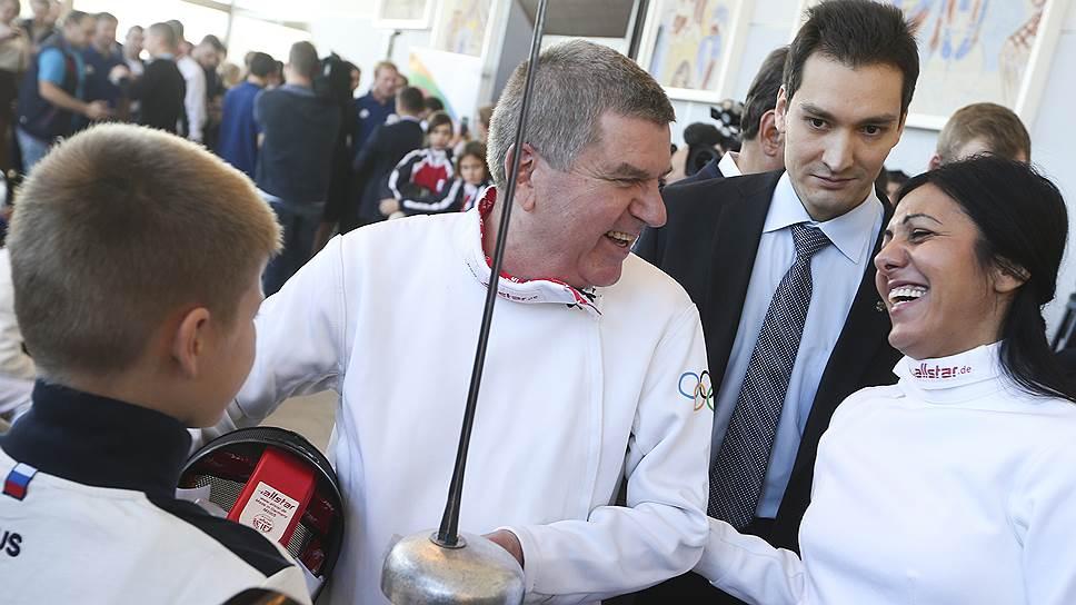 Президент Международного олимпийского комитета Томас Бах надеется, что среди беженцев найдется хотя бы 5-10 спортсменов, способных выступить на Олимпиаде