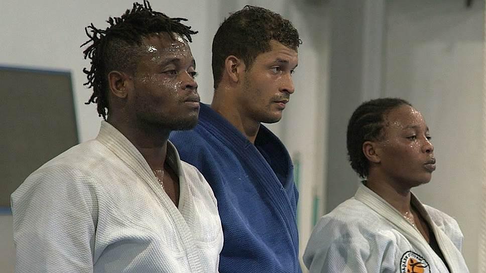 Дзюдоист Пополе Мисенга бежал из Конго в Бразилию, лишь бы не участвовать в войне