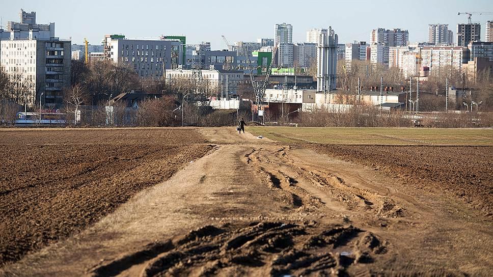 Опытные поля Тимирязевки находятся чуть ли не в центре Москвы. И это — соблазн