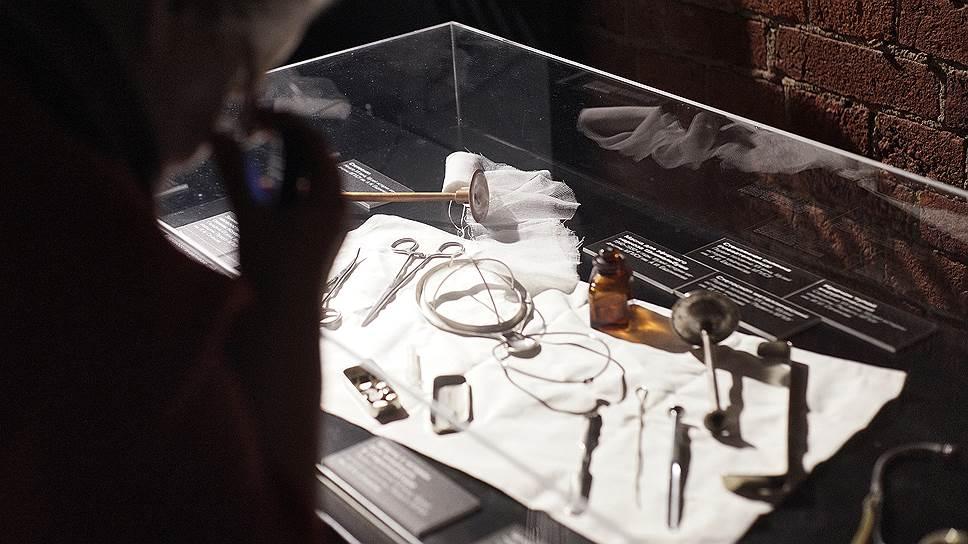Личные вещи, принадлежавшие зэкам,— важнейшая часть экспозиции