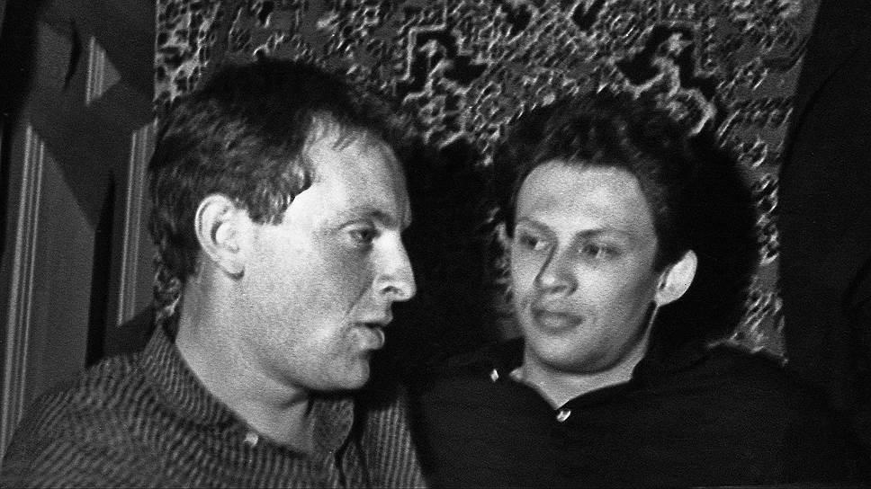Иосиф Бродский и Дмитрий Бобышев — знаменитая дружба-вражда. 24 мая 1962 года