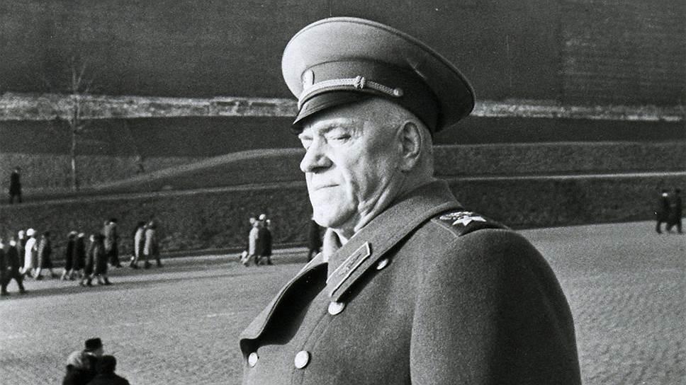 Леонид Максименков о личном деле маршала Жукова