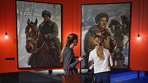 Штабы помнили  / В Новом Манеже открылась масштабная выставка о событиях 1941 года. Ее осмотрели Анна Сабова и Александр Миридонов