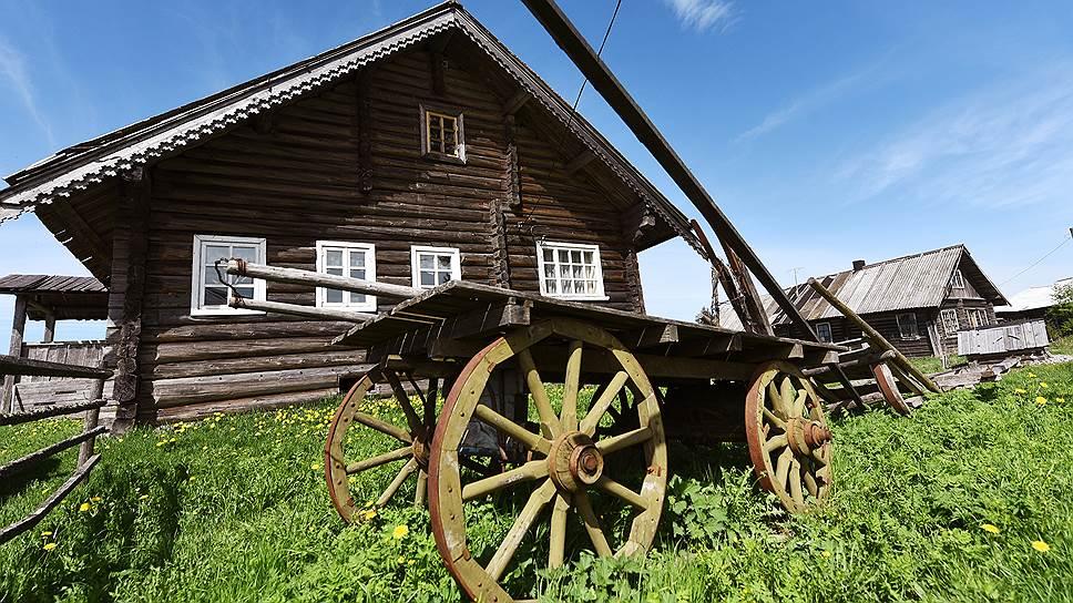 Репортаж Марии Башмаковой из карельской деревни, возрожденной усилиями одной семьи