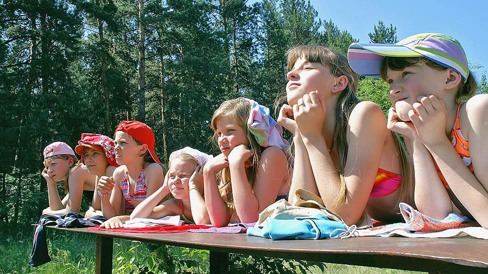 Какой отдых нужен детям?
