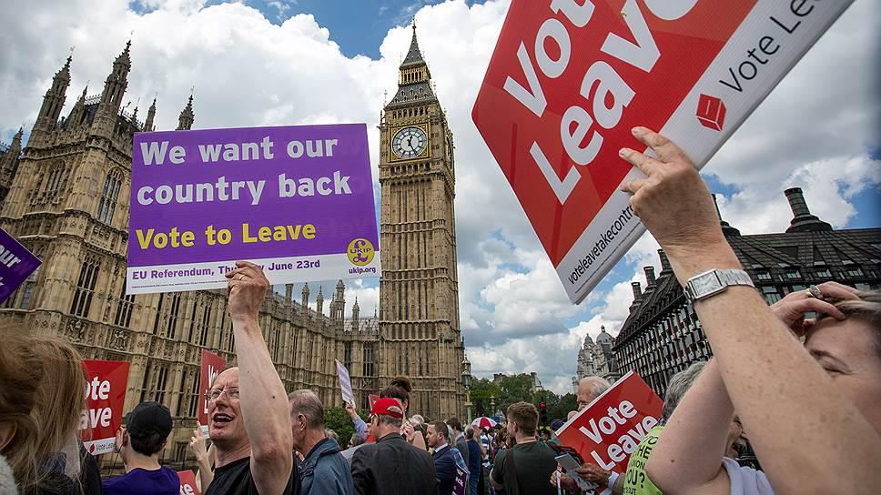 Переживет ли Евросоюз уход Соединенного Королевства?
