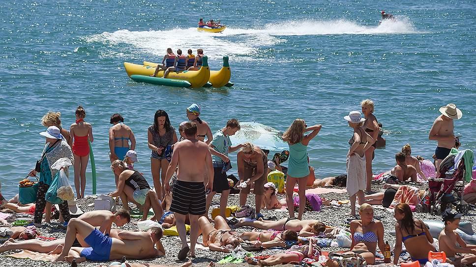 В этом году на полуострове ожидают от 6 до 7 млн туристов