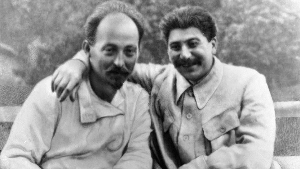 Сталин Дзержинского не любил. Но оценил созданную им машину