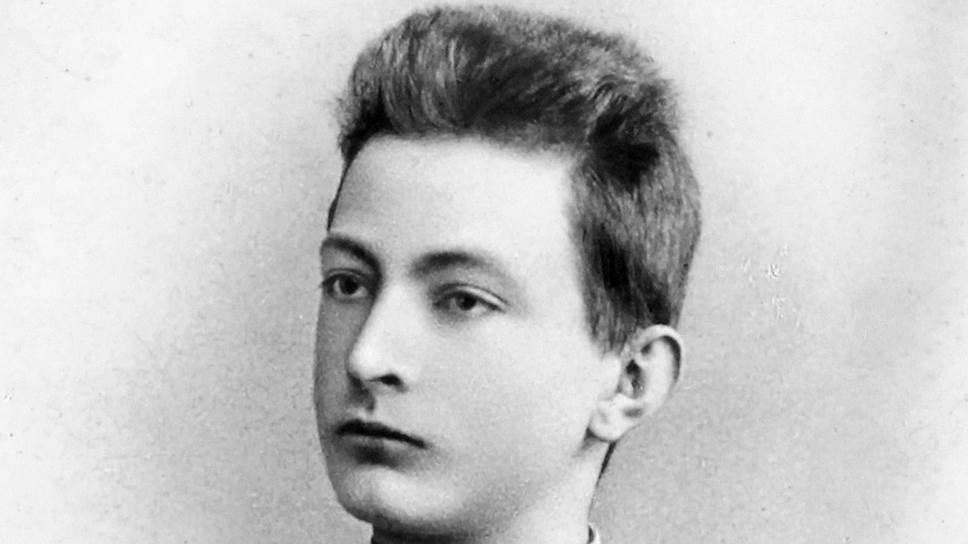 1890-е годы. Дзержинский-гимназист на заре его политической деятельности