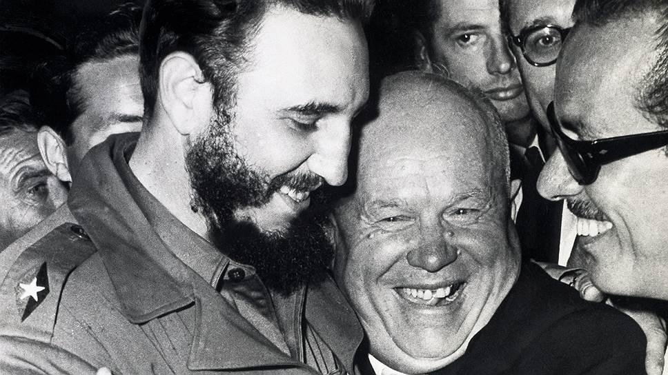 Какими были отношения между Фиделем Кастро и советскими лидерами