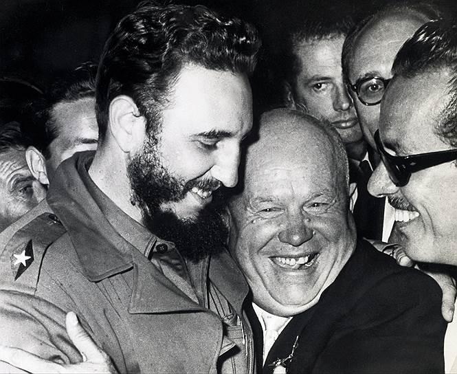 На Кубе Хрущев был особо любим