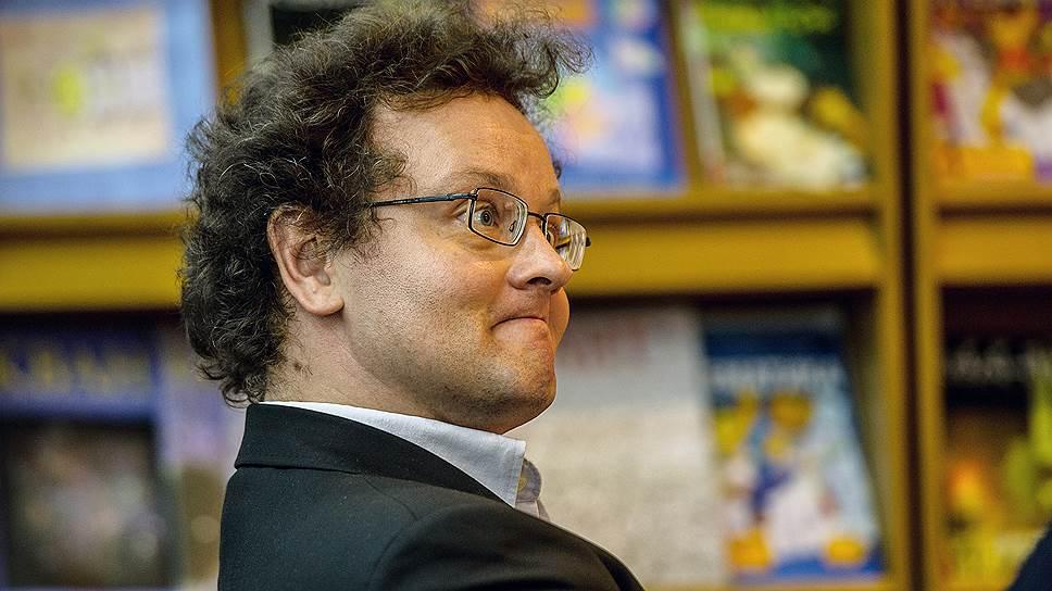 Александр Буфетов считает, что о математиках нужно снимать кино