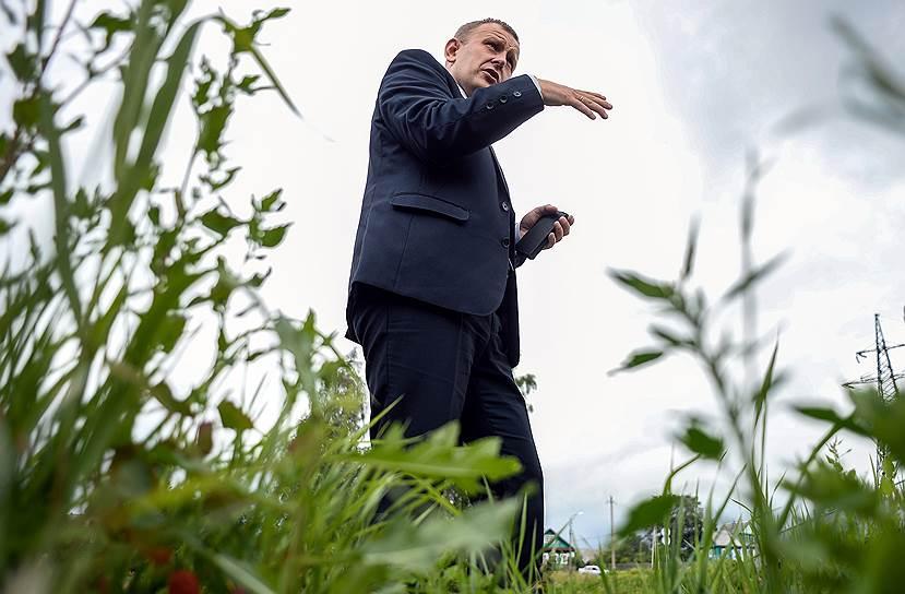 Сергей Кузьмин знает, чего хочет для своего района: перемен