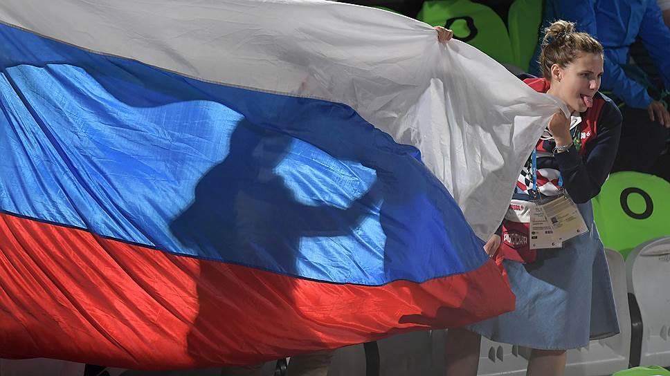 Кто помог российскому спорту сохранить лицо на Олимпиаде в Рио