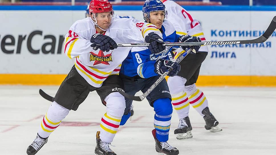 Звезды китайского хоккея пока еще не все китайцы. Но главное — хоккей в страну пришел