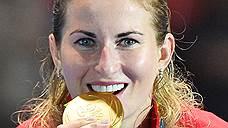 Золото Инны Дериглазовой в индивидуальной рапире -- в этой дисциплине наши фехтовальщицы не побеждали на Олимпиадах почти полвека