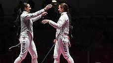 Русский финал в женской сабле -- Яна Егорян (на фото справа) против Софьи Великой -- дал представление об амбициях наших фехтовальщиков в Рио. И стал заявкой на будущее -- свои два золота на этой Олимпиаде Яна взяла в 23 года