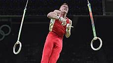 """Гимнаст Денис Аблязин выступал """"через боль"""", но на кольцах взял бронзу, а в опорном прыжке и в командном многоборье помог нашей сборной получить еще два серебра. После Игр он взял паузу для восстановления"""