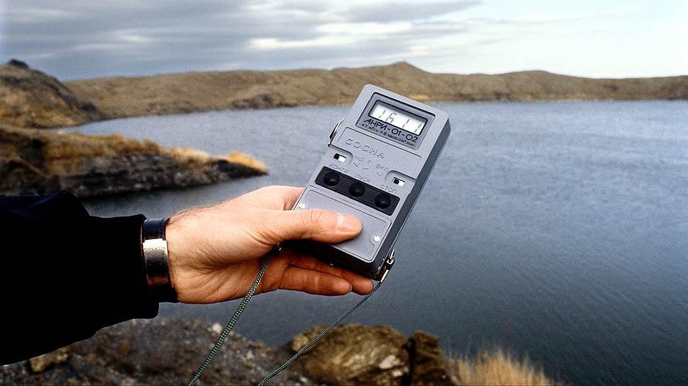 Атомное озеро образовалось после взрыва в 1965 году. Уровень радиации здесь до сих пор превышает норму