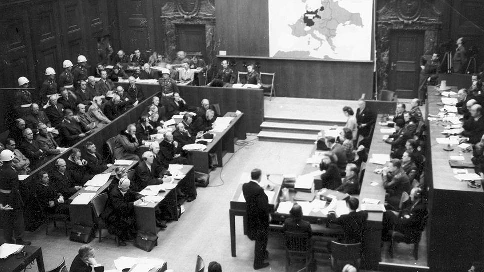 Леонид Млечин об итогах  Нюрнбергского процесса