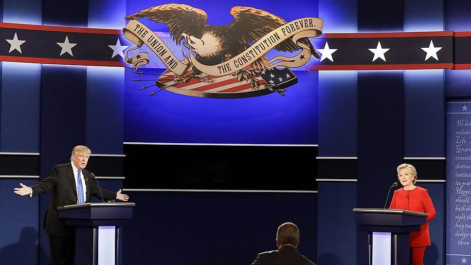 Может ли машина дебатов повлиять на ход самых непредсказуемых выборов в истории США