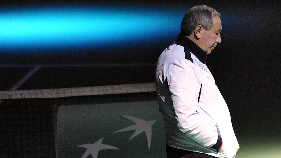 Даже в самые темные времена президент Федерации тенниса России Шамиль Тарпищев верил в светлое будущее российского тенниса