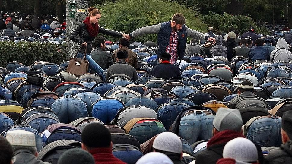 Верующему мусульманину непросто найти себе пару