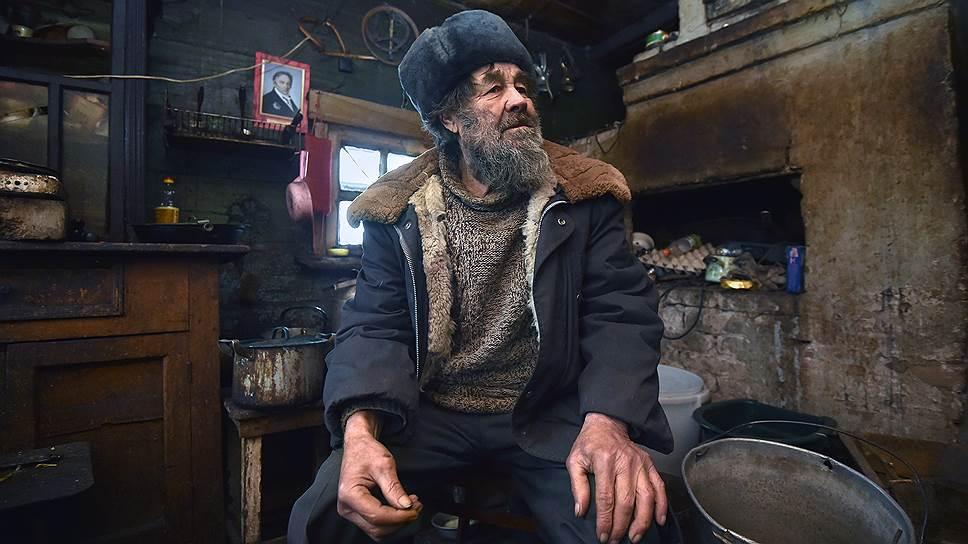 Последний житель деревни ни в чем не следует заветам Карамзина