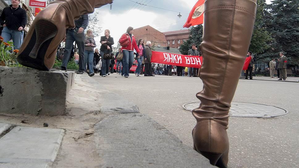 Антиамериканскими шествиями в России никого не удивить, и все же исследователи уверены: на бытовом уровне наш человек особой ненависти к США не испытывает