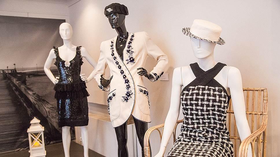У нас это первая выставка личных коллекций, посвященная творчеству Коко Шанель