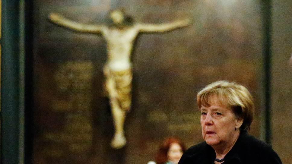 Ангела Меркель готовится к предвыборной битве 2017 года без гарантий на успех
