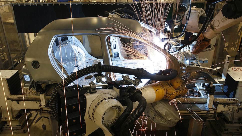 О суперсовременных роботах на многих наших заводах пока только мечтают