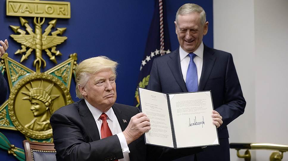 """Никакого плана и даже общего представления о """"ядерной материи"""" у Трампа нет"""