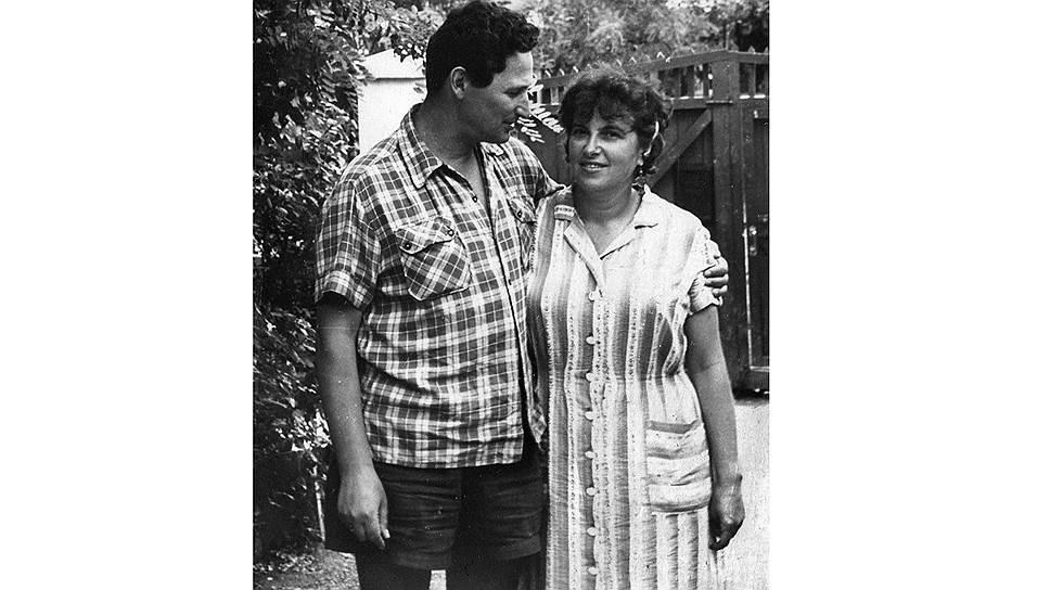 Марк Нейфельд с женой Зинаидой