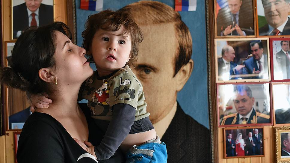Путин из деревни Легково
