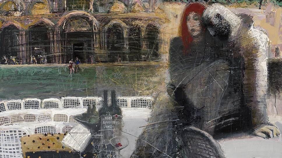 «Венеция. Наводнение». 2014