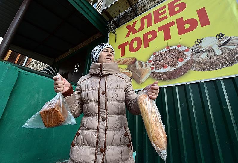 Около 200человек в Струнино уже восемь лет не тратят на хлеб ни копейки