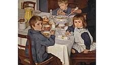 «За завтраком». 1914 год