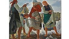 «Беление холста». 1917 год