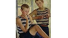 «Мальчики в матросских тельняшках». 1919 год