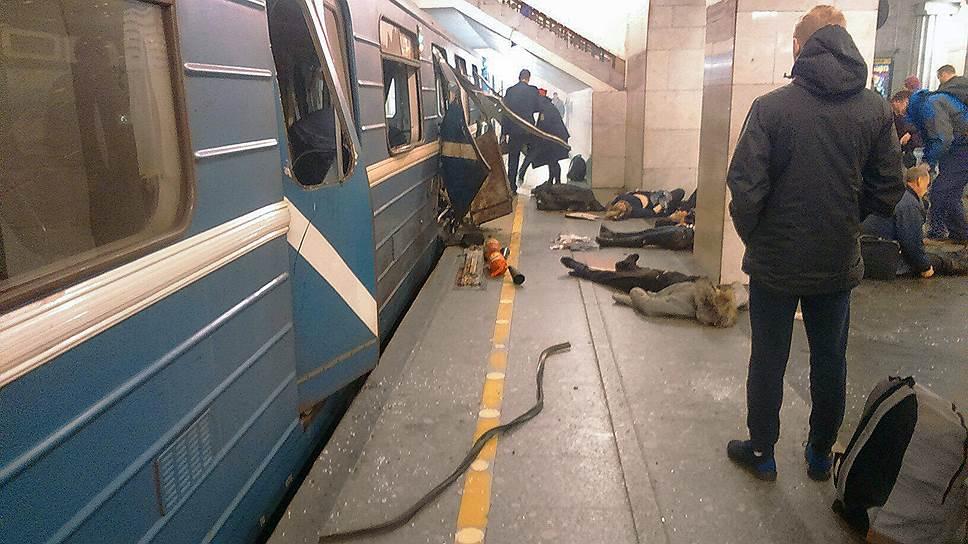 Как изменил Санкт-Петербург и петербуржцев взрыв в метро