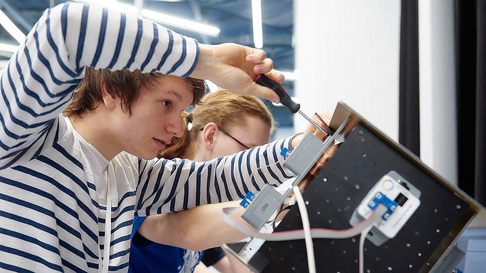 Организаторы олимпиады считают: качественное инженерное образование должно начинаться уже со школьной скамьи