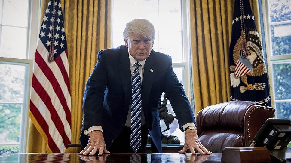 Итоги первых 100 дней президентства Дональда Трампа