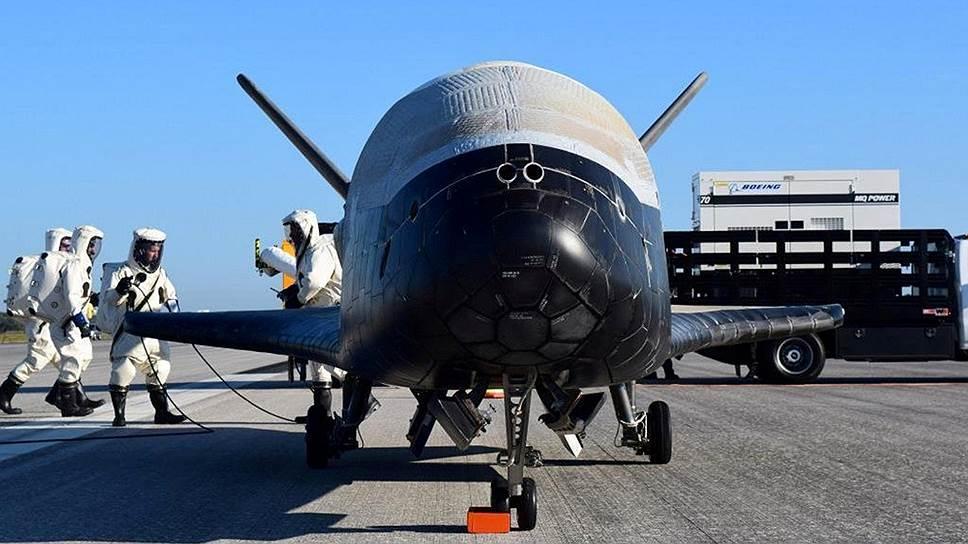 Американский Boeing Х-37B остается одним из самых загадочных космических объектов для международных наблюдателей